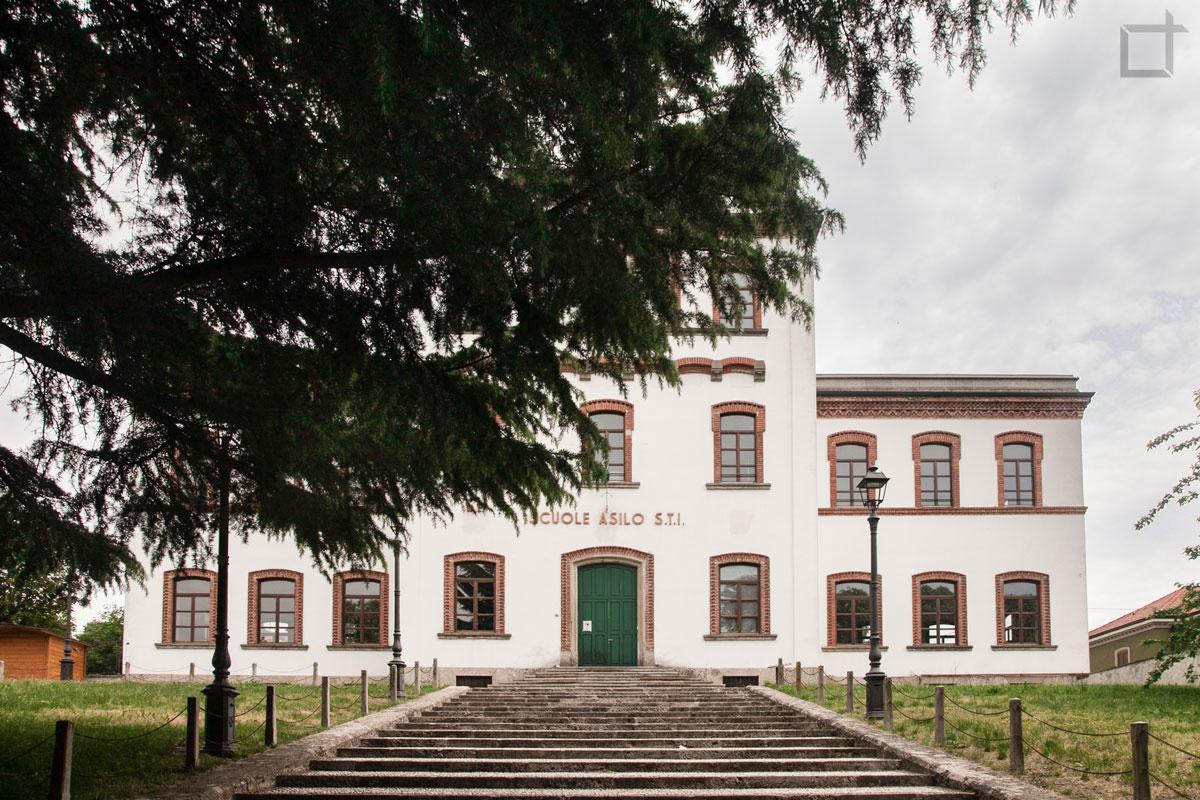 Crespi d 39 adda il villaggio operaio patrimonio dell 39 unesco for Scuola arredatore d interni