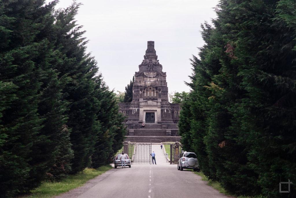 via del cimitero