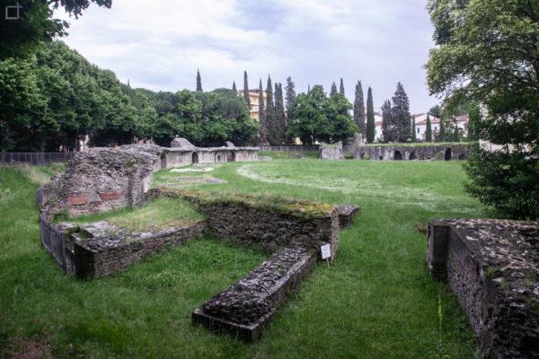 anfiteatro romano arezzo