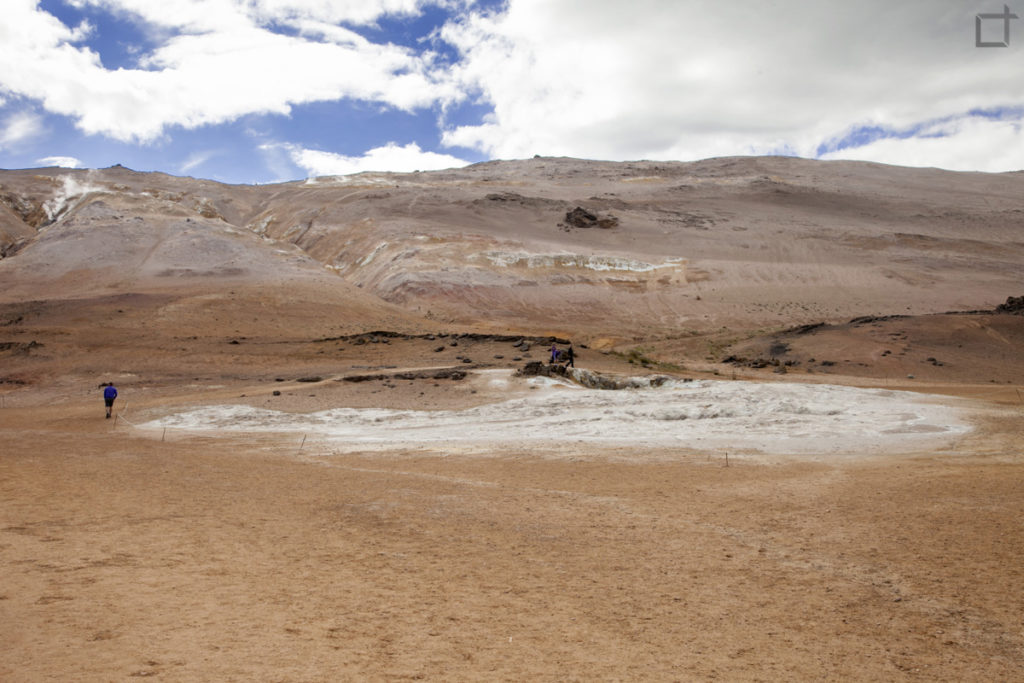 Area geotermale Hverir