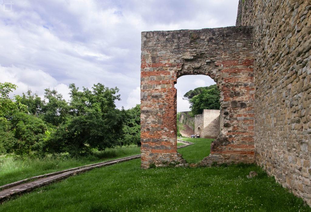 arezzo arco nelle mura