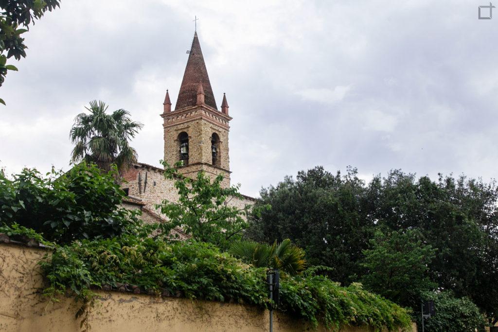campanile chiesa sant'agostino
