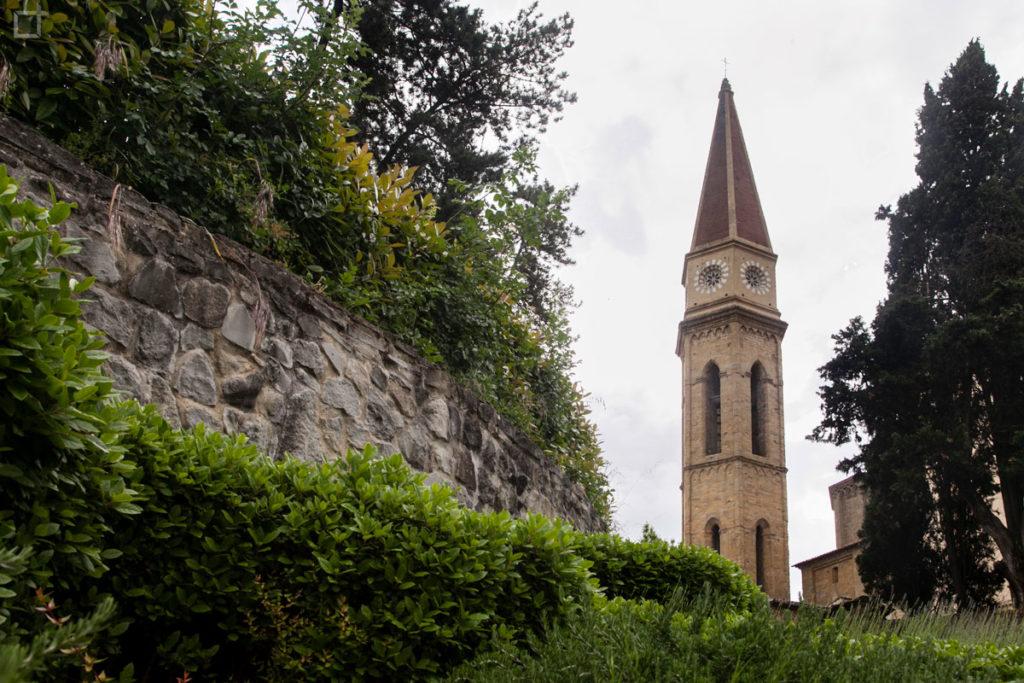 campanile Duomo Arezzo