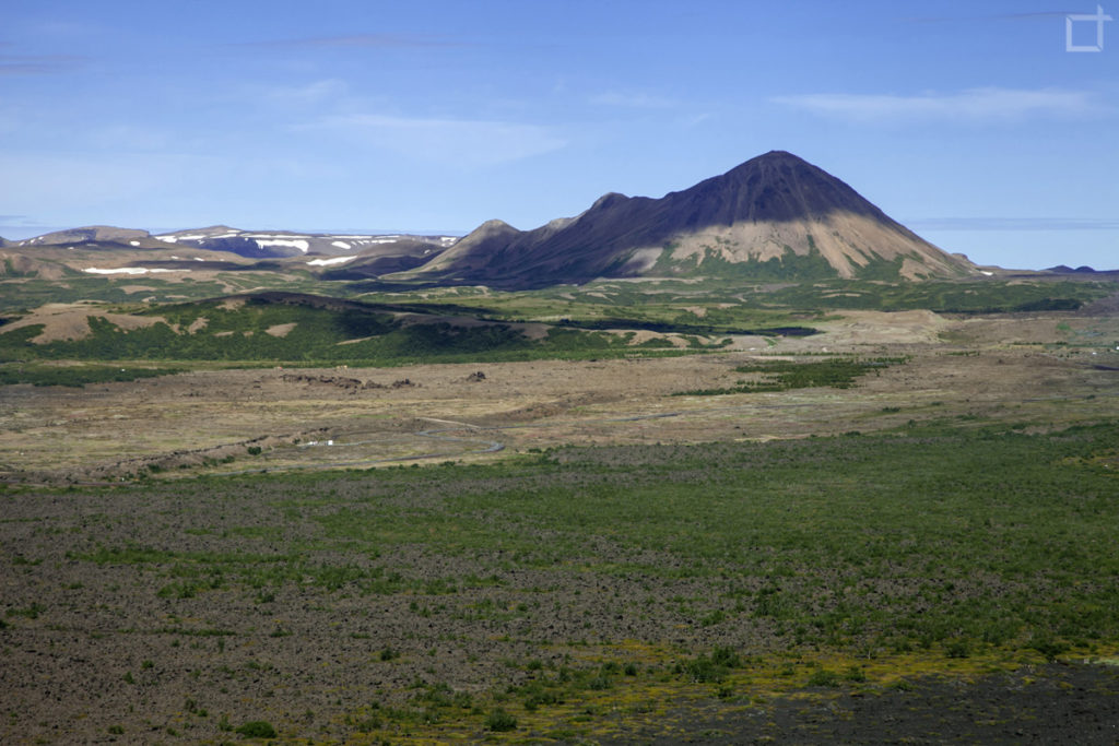 campo di lava