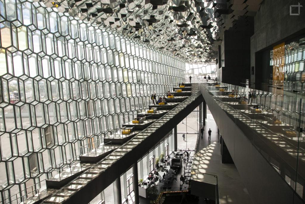 centro congressi harpa islanda