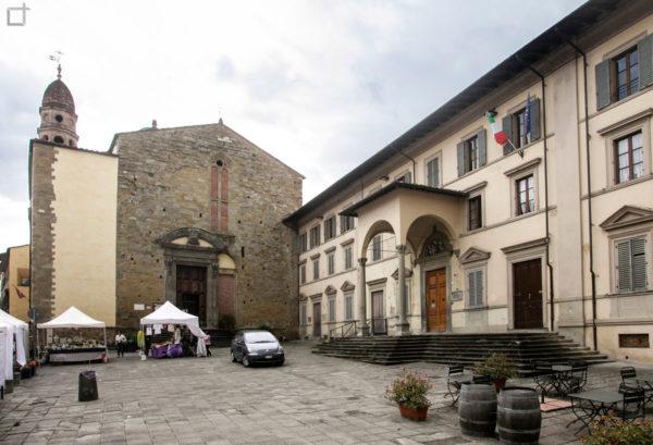 chiesa sante flora e lucilla