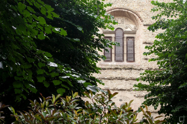 chiesa santissima annunziata finestre
