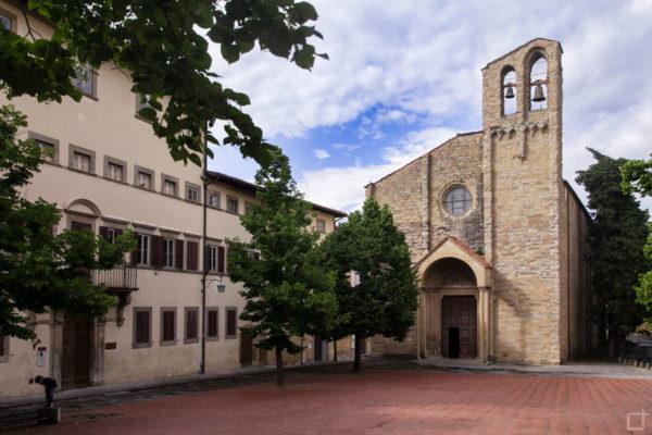 chiesa di san domenico - Arezzo