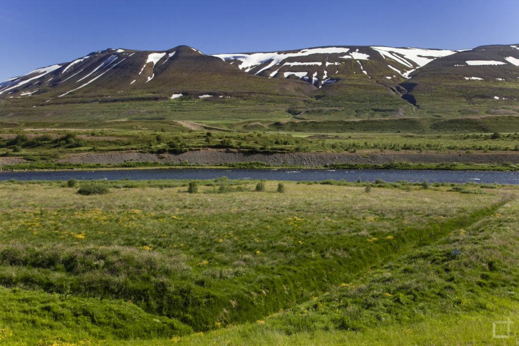 Fiume Skjalfandafljot - Islanda