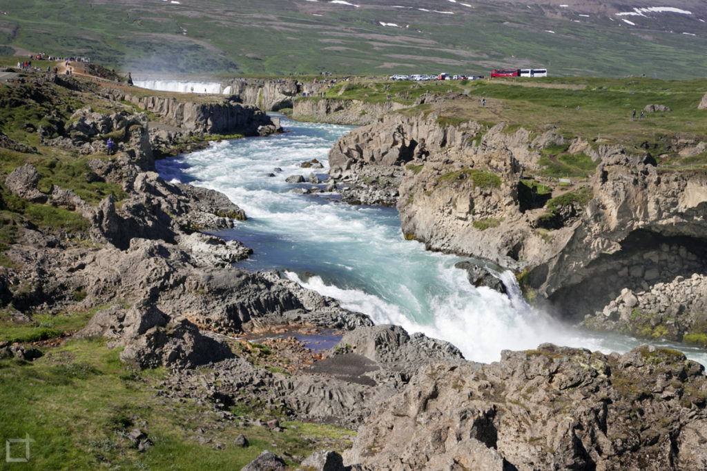 Godafoss - panorama