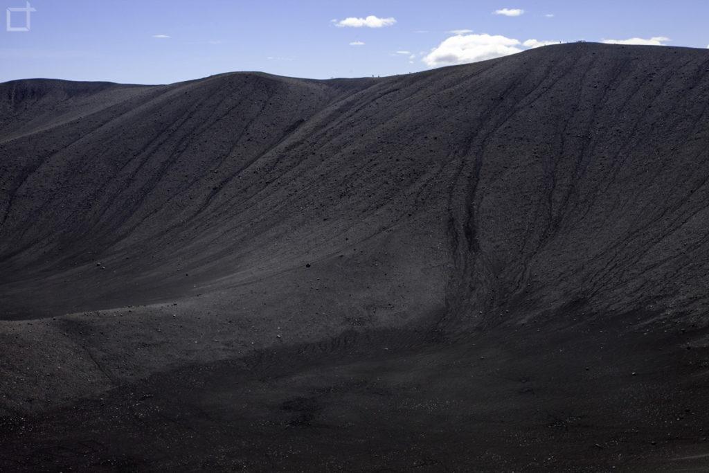 lava vulcano Hverfjall