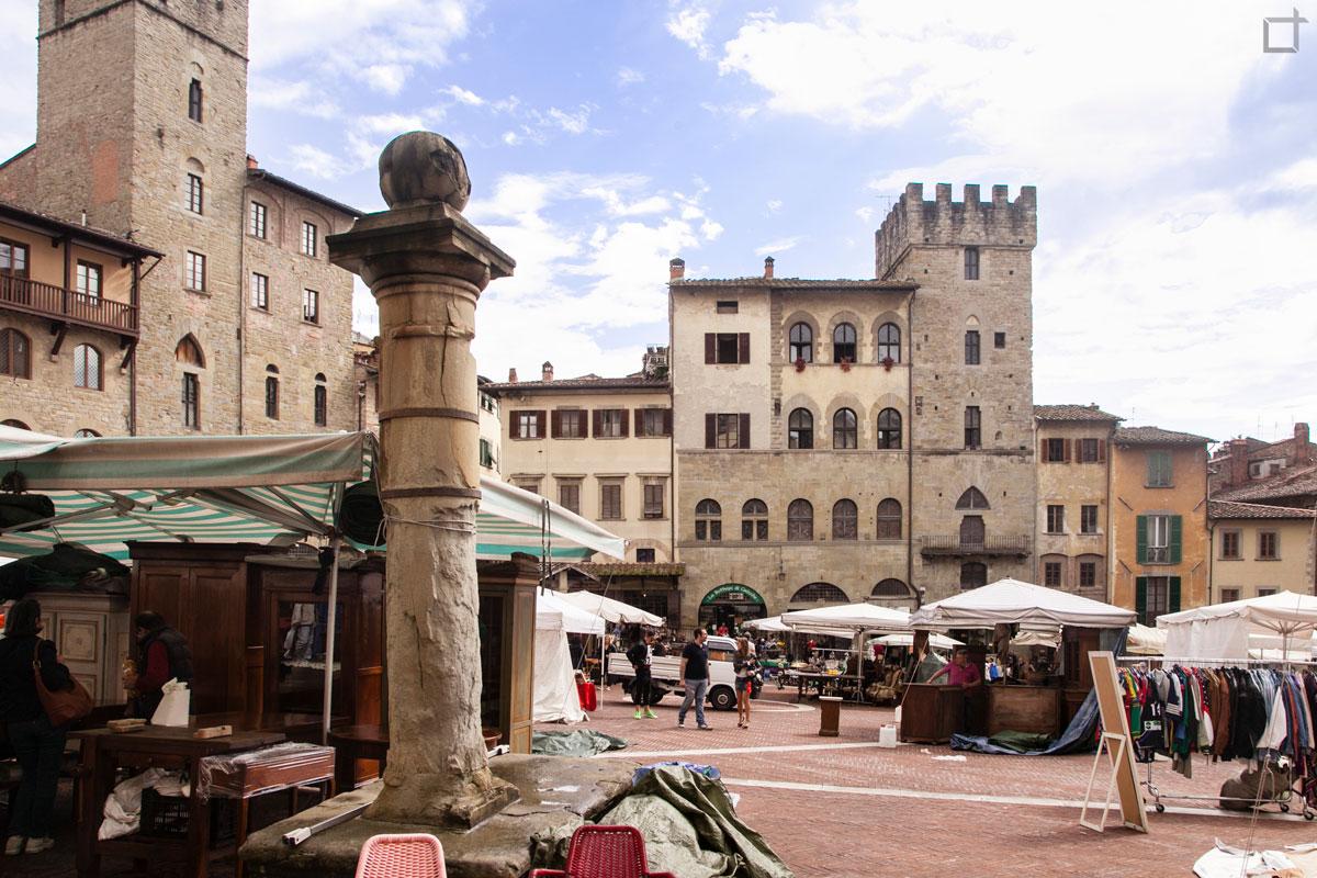 Arezzo un giorno tra le meraviglie della storica citt for Arezzo antiquariato