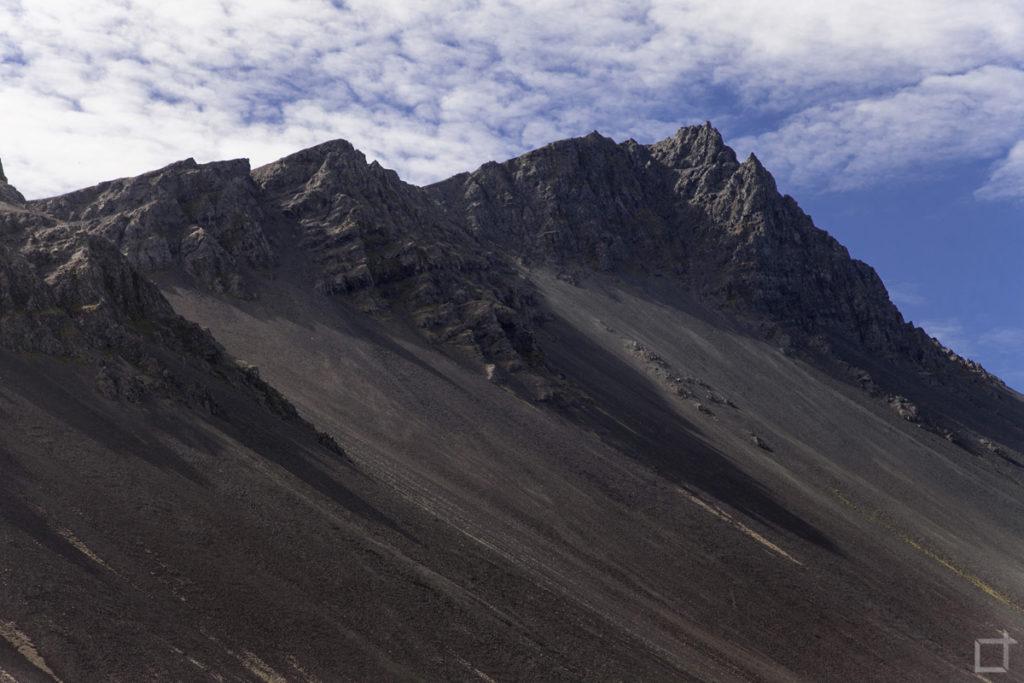 montagne di lava islanda