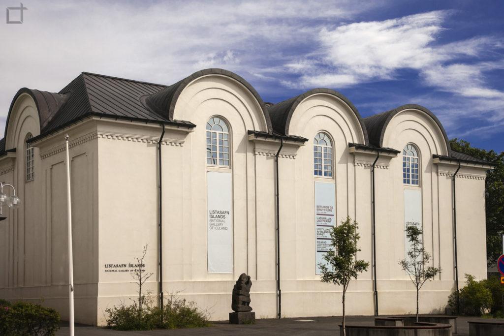 national gallery di islanda