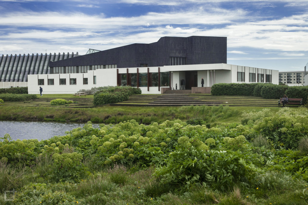Nordic house Reykjavik