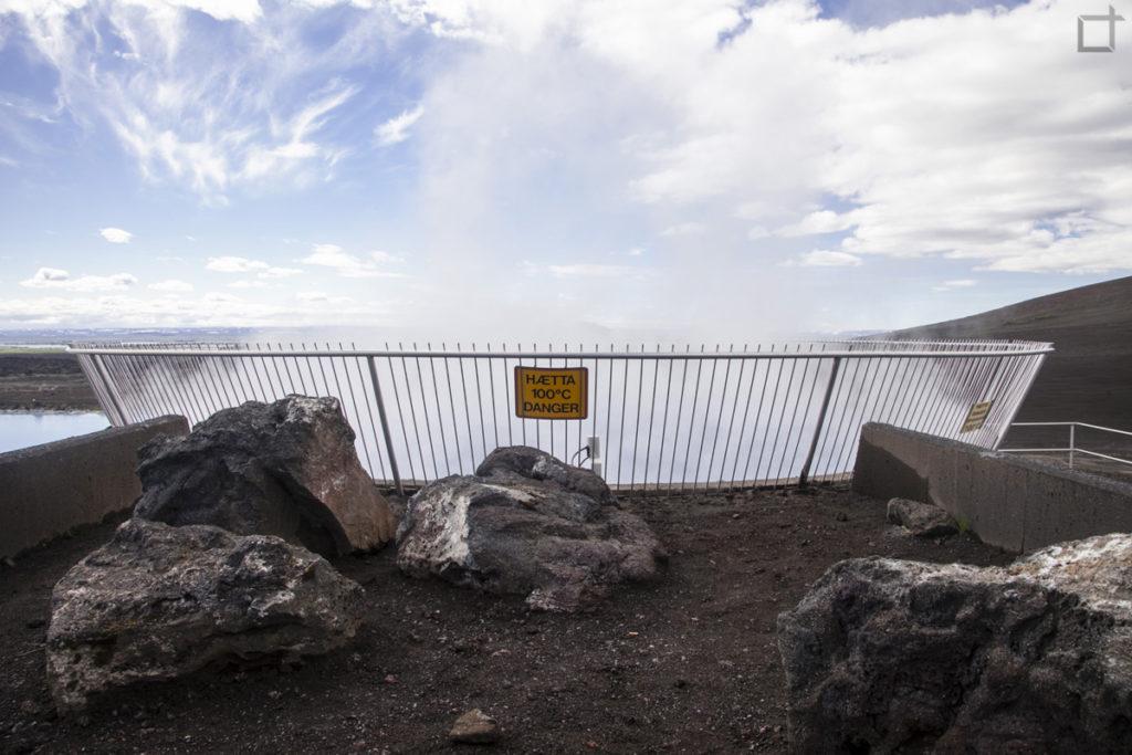 vapore naturale - natural baths Islanda Myvatn