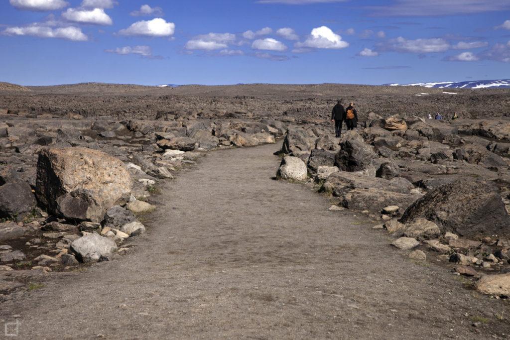 Campo di Lava Islanda