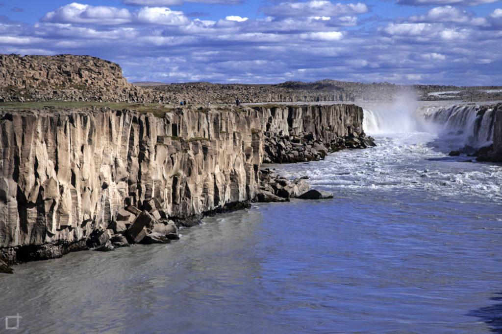 Selfoss Cascata Islanda