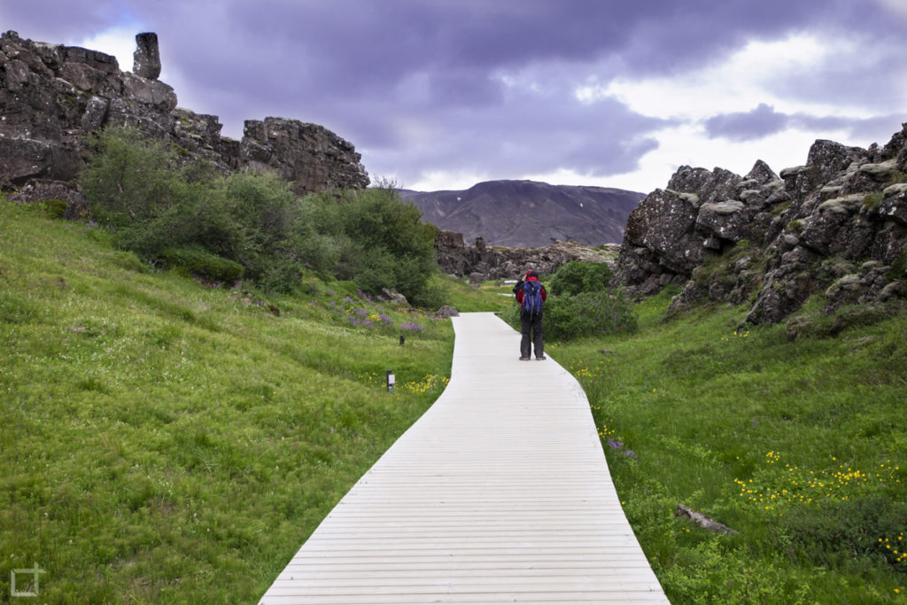 Þingvellir Parco Nazionale UNESCO Islanda
