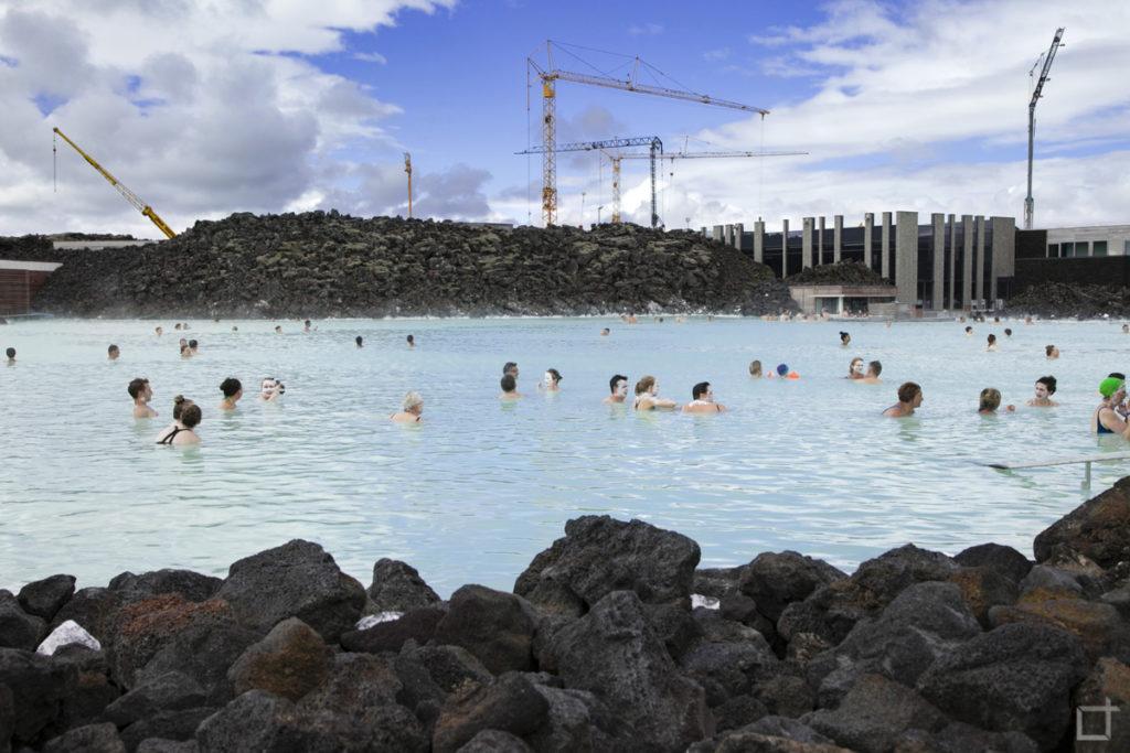 Acqua Termale a 40 gradi - Islanda
