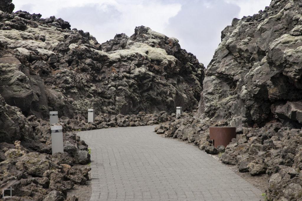 Area Geotermale Blue Lagoon Islanda