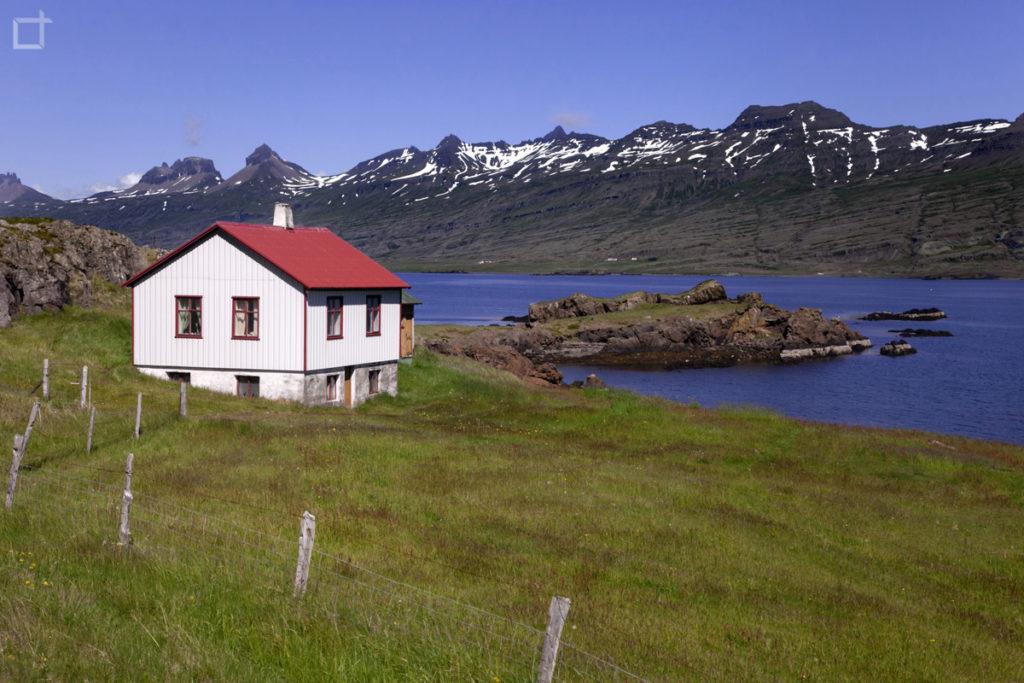Casa nella Natura Islandese