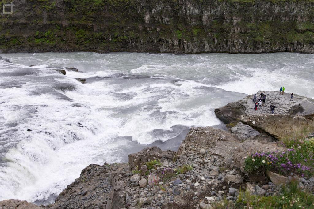 Cascata Circolo d'oro Islanda