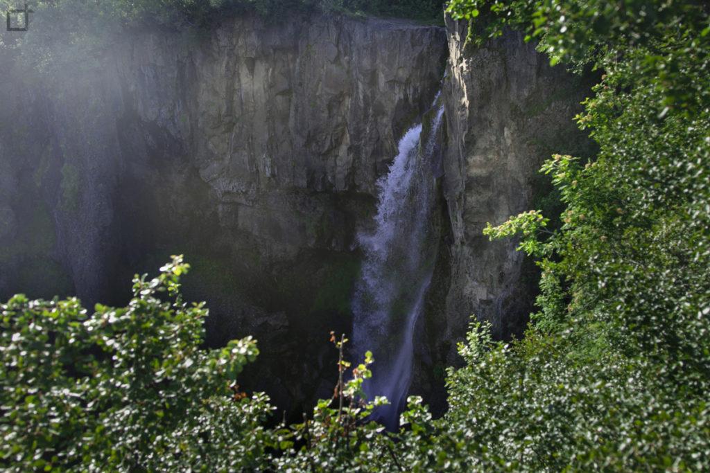 Cascata nel Parco di Skaftafell