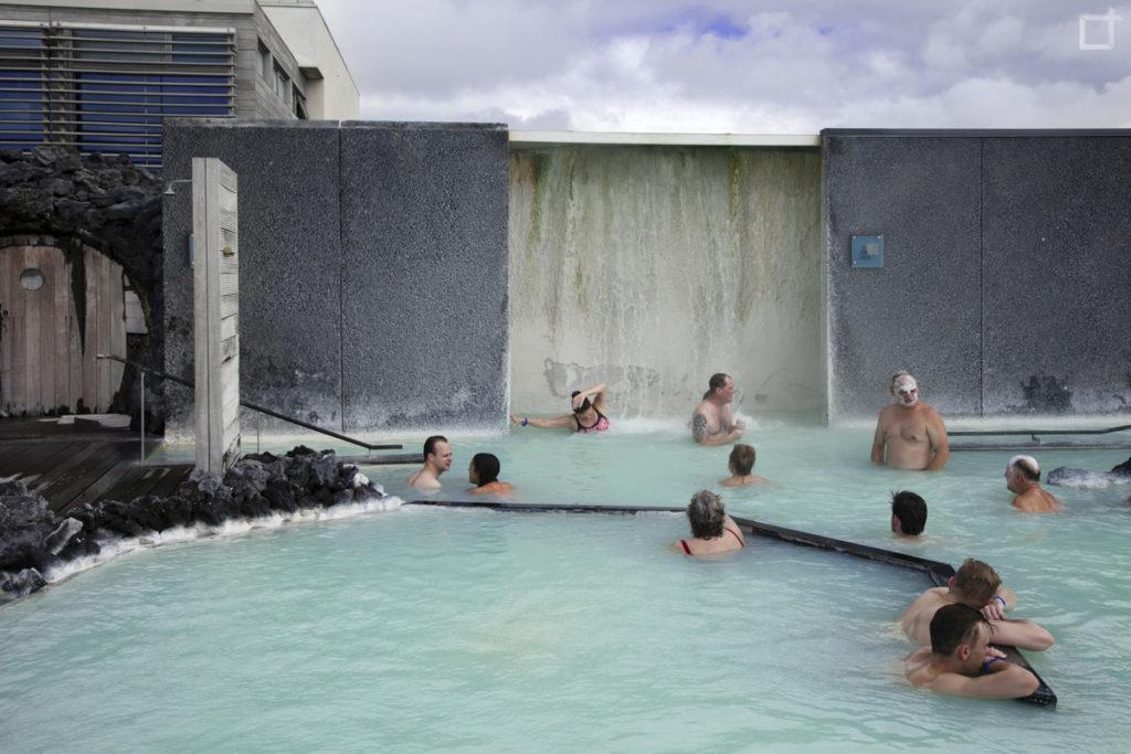 Docce Esterne alle terme naturali di Islanda