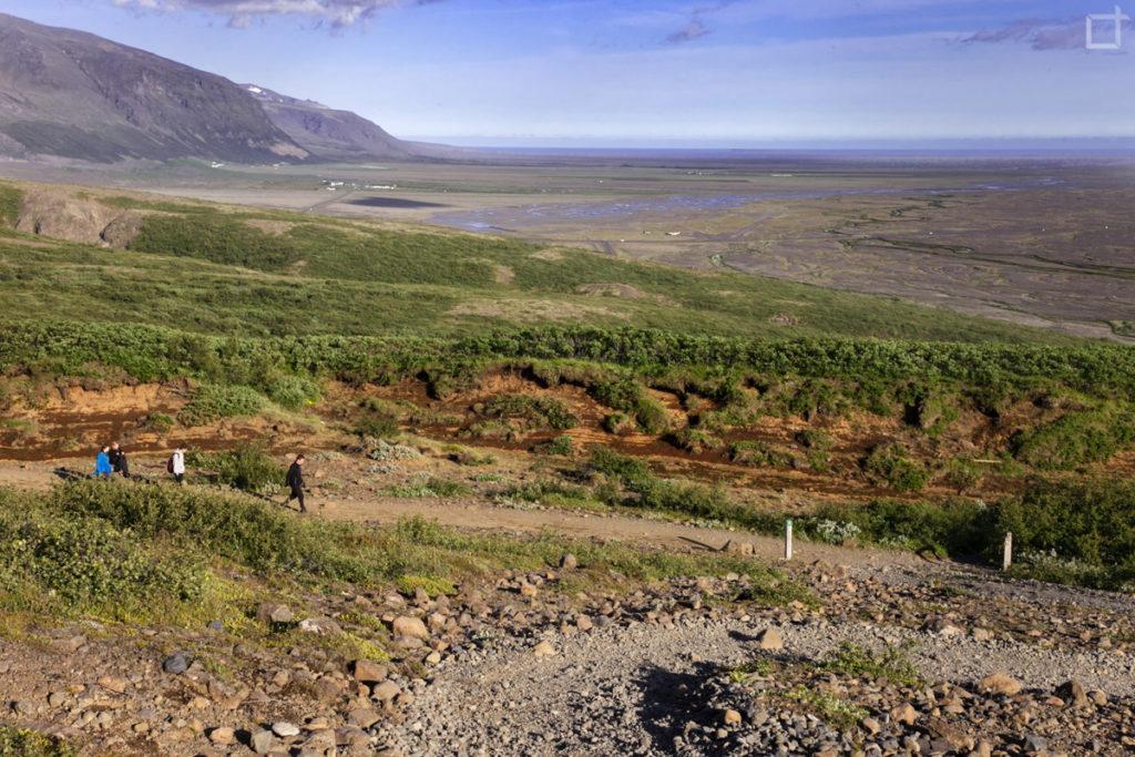 Escursione a Piedi Parco Nazionale Skaftafell