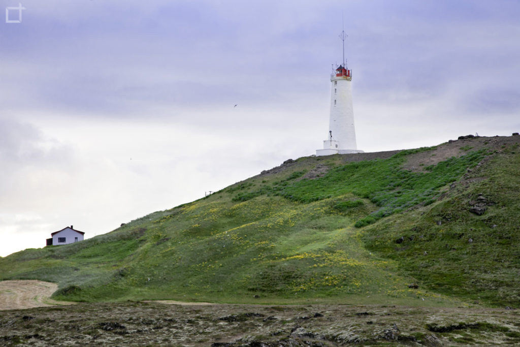 Faro di Reykjanesviti piu antico di Islanda