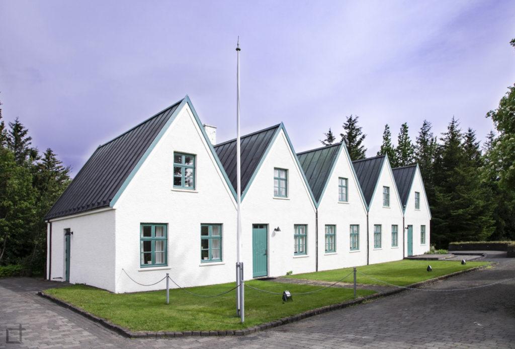 Fattoria Thingvallabaer Residenza Estiva Primo Ministro Islandese