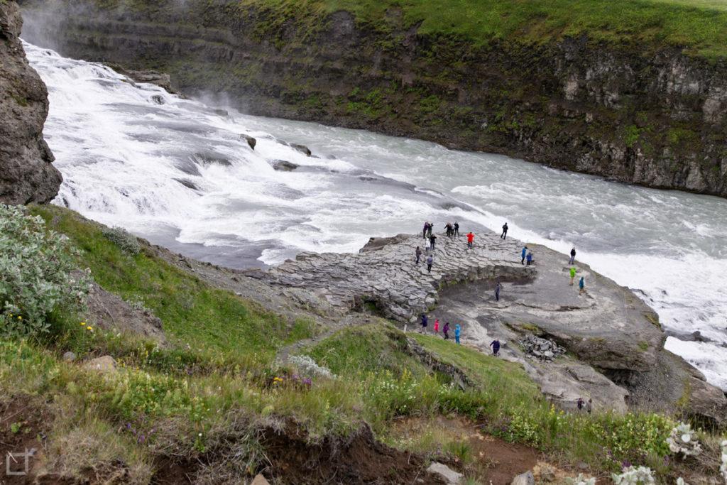 Fiume Hvita Islanda