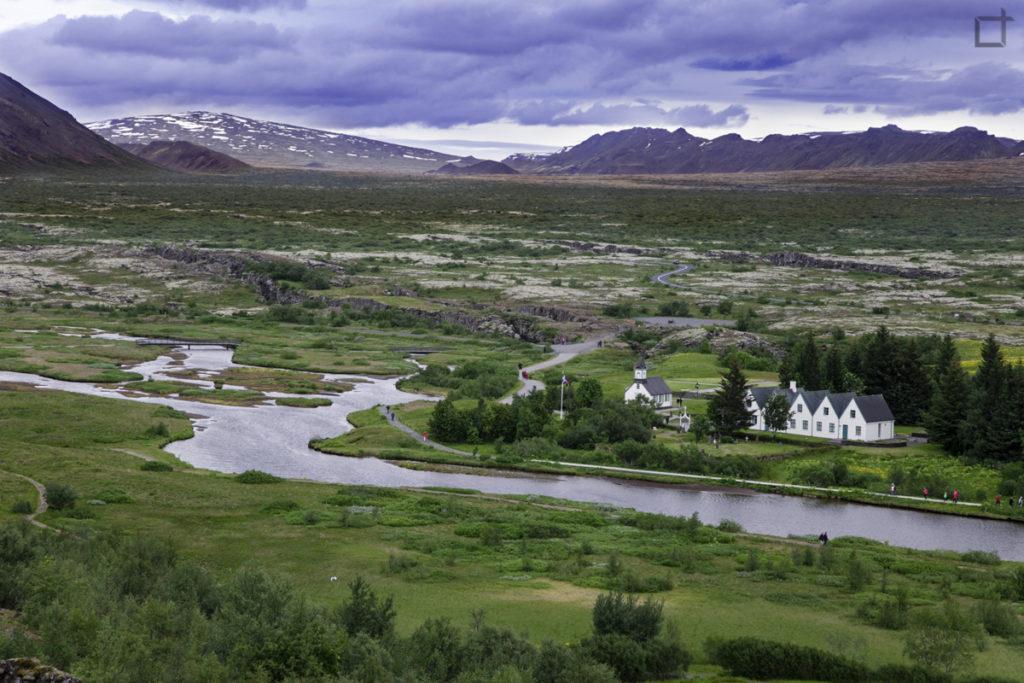 Fiume Oxara Islanda