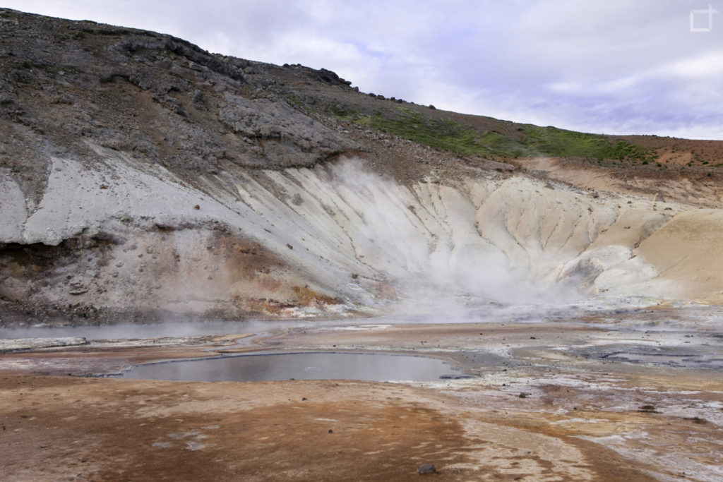 Fossa Fangosa Islanda