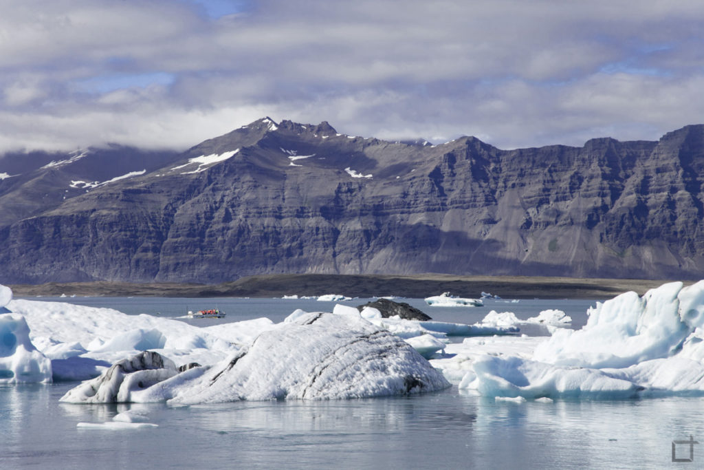 Iceberg Parco Skaftafell