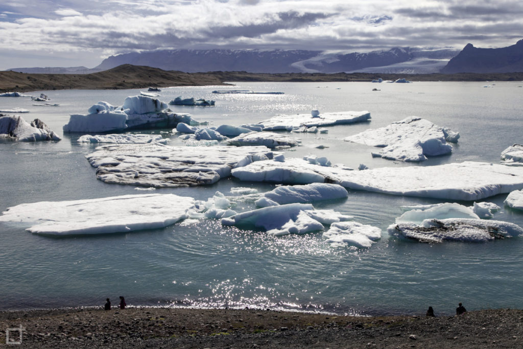 Iceberg del Ghiacciaio Breioamerkurjokull