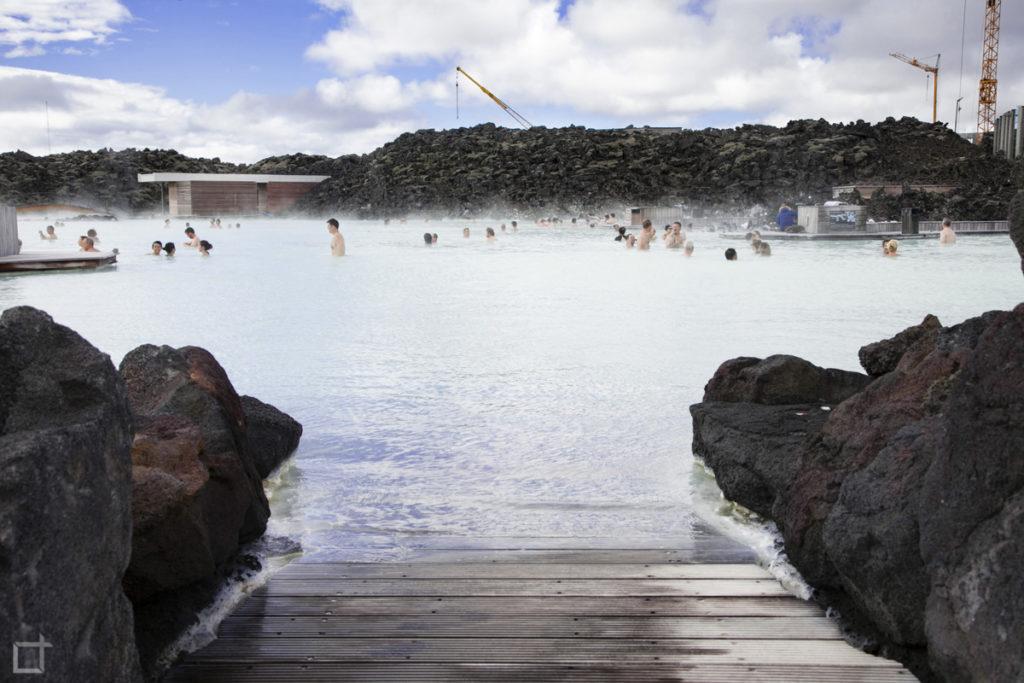 Ingresso alla Blue Lagoon - Stazione Termale Islanda