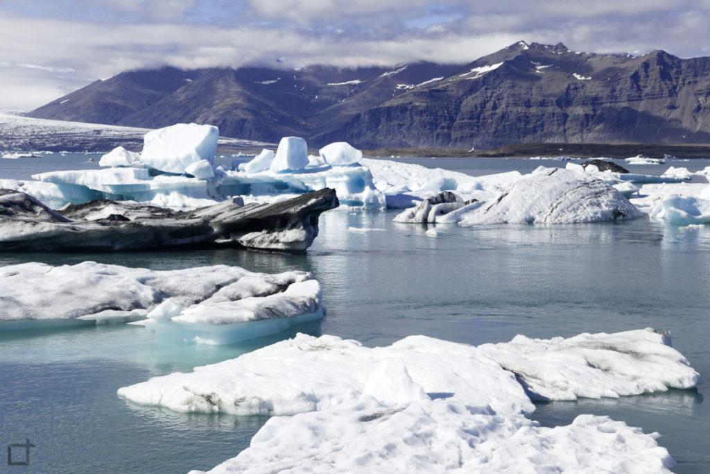Islanda Jokulsarlon Meraviglia del Ghiaccio