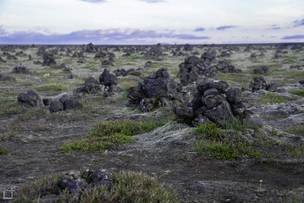 Islanda Preghiere di Sassi Laufskalavarda