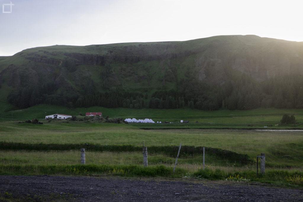 Islanda del Sud al Tramonto