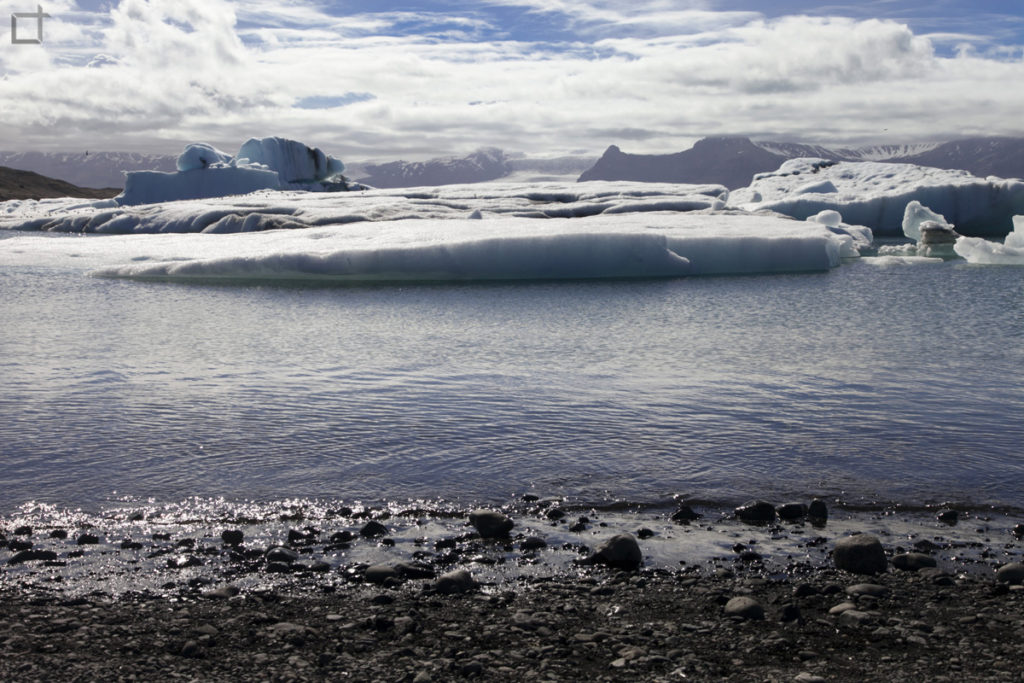 Lago Jokulsarlon Islanda