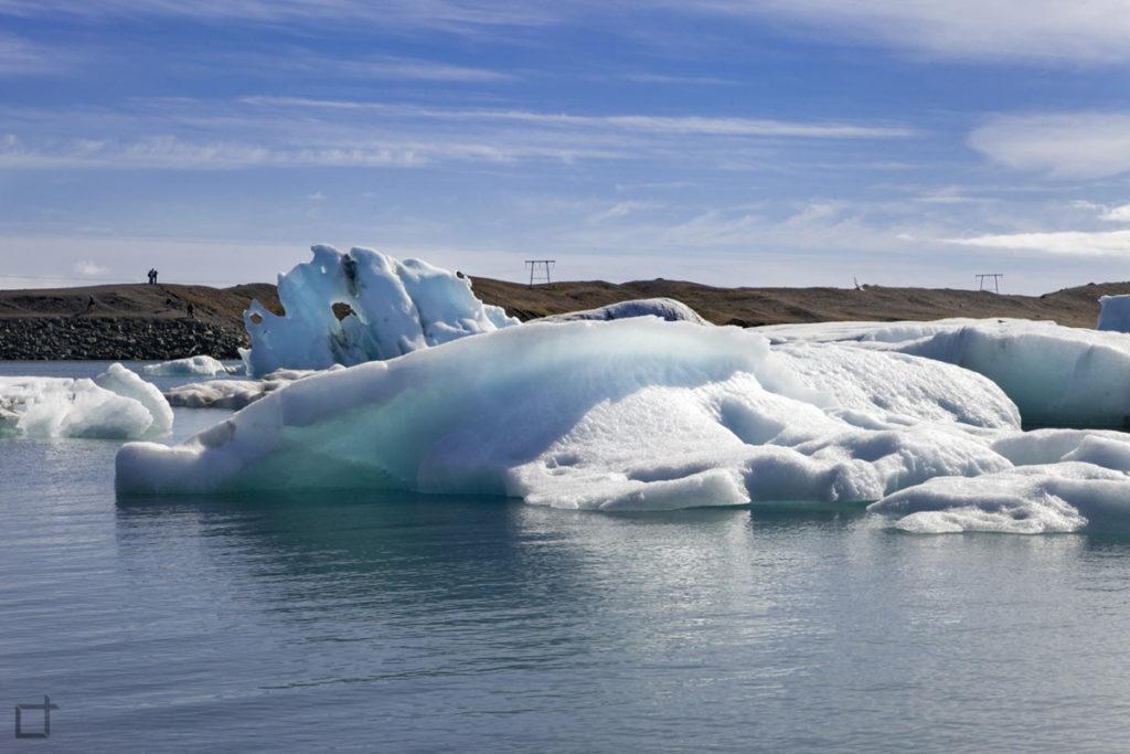 Lago Jokulsarlon e Iceberg