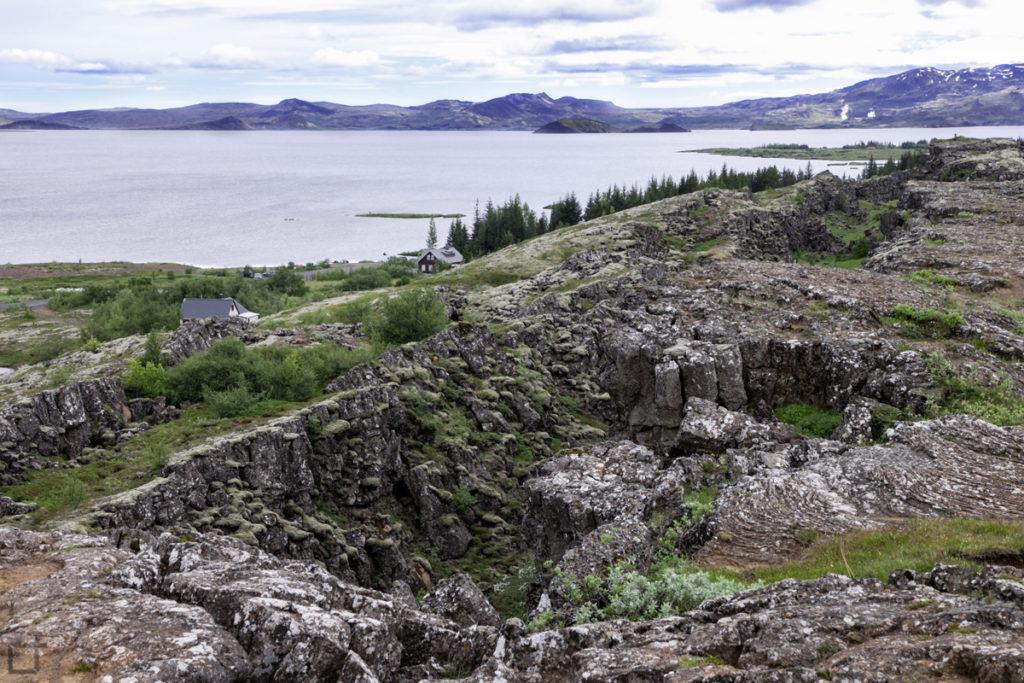 Lago Thingvallavatn Islanda UNESCO