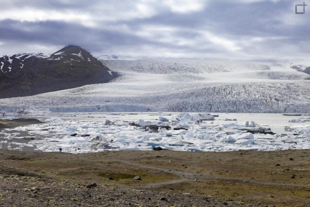 Lago di Ghiaccio Fjallsarlon Islanda