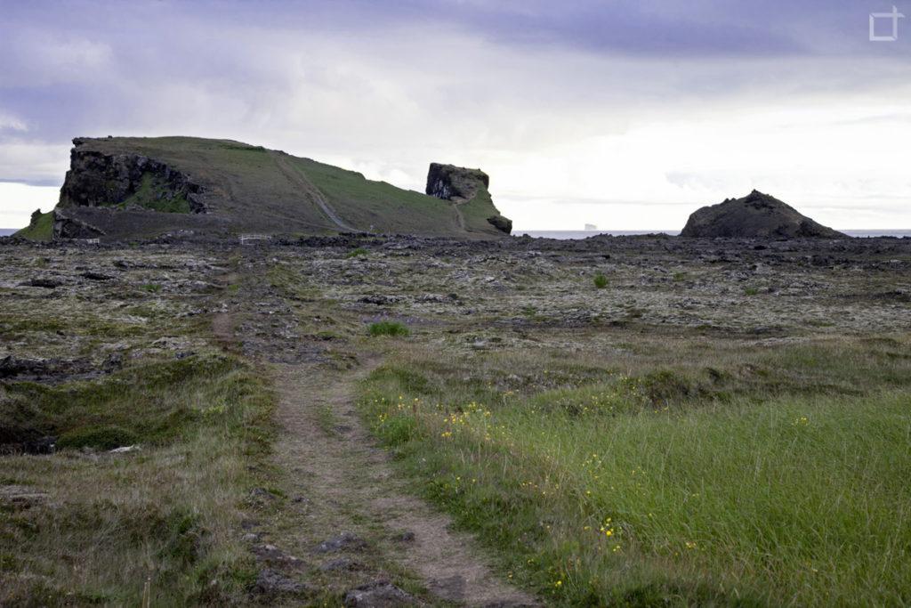 Montagna lavica di Valahnukur