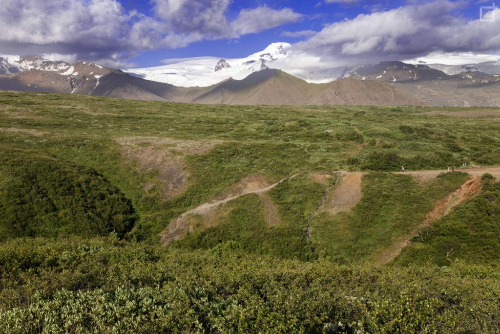 Monti del Parco Skaftafell