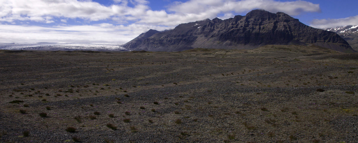 Natura Neve e Montagne Islanda - Deserto d'Islanda