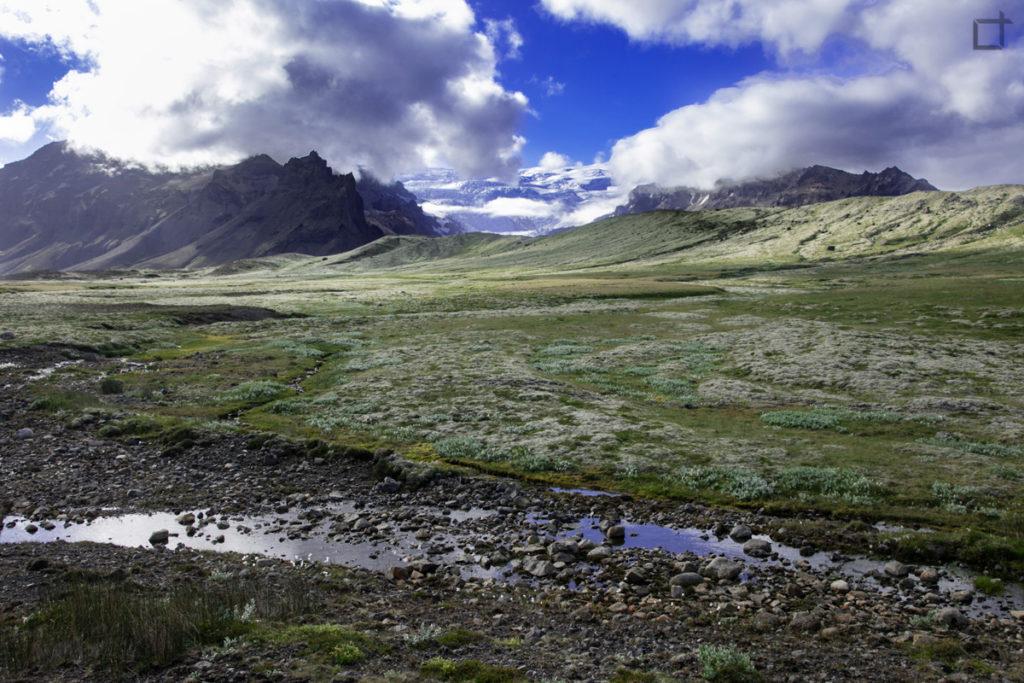 Natura nei pressi di Skaftafell