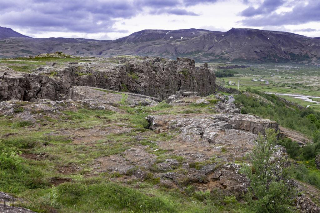 Panorama Parco Nazionale di Thingvellir